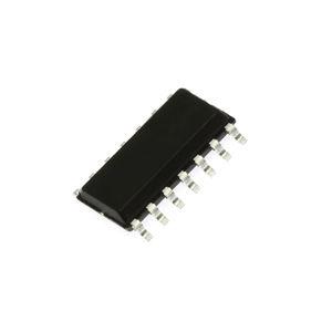 4x výkonový budič sběrnice CMOS SO14 74HC125D