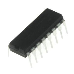 8-bitový posuvný registr CMOS DIP16 Texas Instruments SN74HC595N