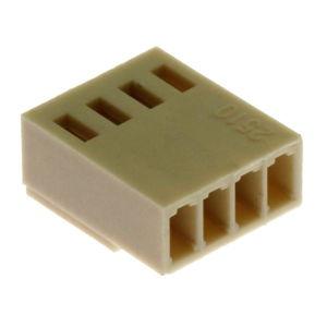 Konektor se zámkem pro 4 piny (1x4) na kabel RM2.54mm Xinya 137-04 H