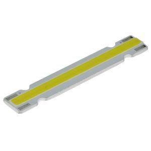 LED modul 1W studená bílá, 100lm/120° - 60x10mm Hebei LM-W6-60X10-1W