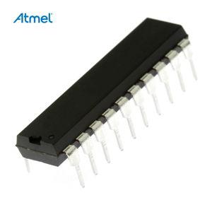 8-Bit MCU 2.7-6V 4K-Flash 24MHz DIP20 Atmel AT89C4051-24PU