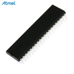 8-Bit MCU ISP 2.7-5.5V 12K-Flash 24MHz DIP40 Atmel AT89S8253-24PU