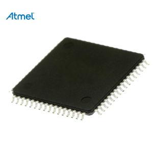 8-Bit MCU AVR 4.5-5.5V 32kB Flash 16MHz TQFP64 Atmel ATMEGA325-16AU