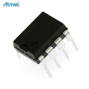 8-Bit MCU AVR 2.7-5.5V 8kB Flash 20MHz DIP8 Atmel ATTINY85-20PU