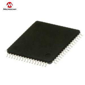 32-Bit MCU 2.3-3.6V 32kB Flash 40MHz TQFP64 Microchip PIC32MX320F032H-40I/PT