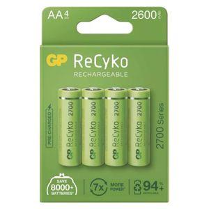 GP ReCyko+ 2700 HR6 (AA), 2 ks v papírové krabičce