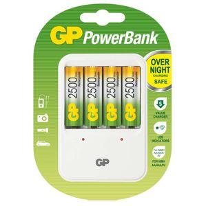 Nabíječka baterií GP PB420 + 4AA NiMH2500