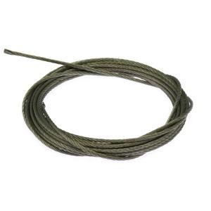 Ocelové lanko průměr 1mm délka 2m KLUŚ 00066