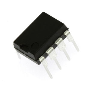 Operační zesilovač 1MHz DIP8 Texas Instruments OPA277PA