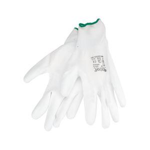 """Extol Rukavice bílé 9"""" polomáčené v polyuretanu Extol Premium 8856631"""
