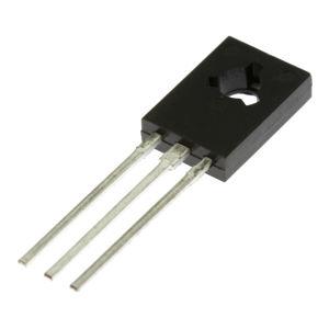 Tranzistor bipolární NPN 80V 1.5A THT TO126 12.5W STM BD139