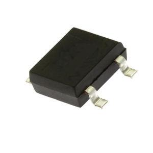 Usměrňovací diodový můstek 600V 0.8A miniDIL Diotec S250