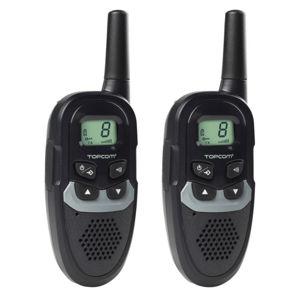 Vysílačky (radiostanice) PMR 446MHz 2ks Topcom Twintalker RC-6410